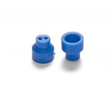 Otodynamics® Almohadilla 4,8mm (azul) OT248, 100 pcs