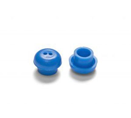 Otodynamics® Almohadilla 10mm (azul) OT210, 100 pcs