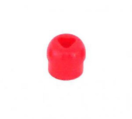 Otodynamics® Almohadilla 8mm (roja) OT308, 100 pcs